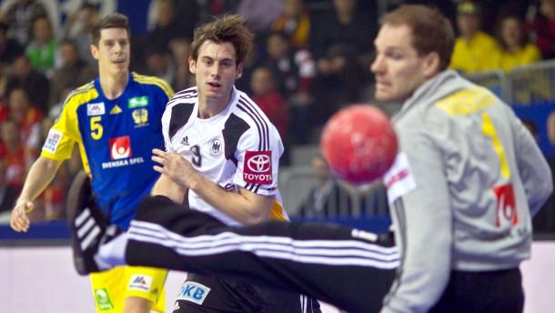 Vier-Punkte-Sieg gegen Schweden