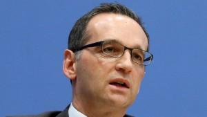 Maas: Pegida-Proteste eine Schande für Deutschland