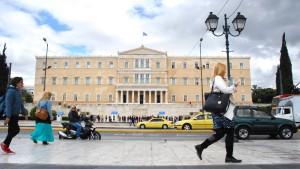 Neuer Nervenkrieg um Griechenlands Zukunft