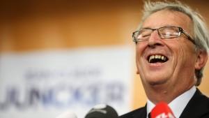 SPD: Merkel soll Juncker durchsetzen