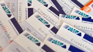 24 Millionen Euro zusätzlich für RMV