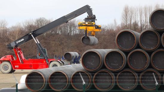 Einigung für Nord Stream 2