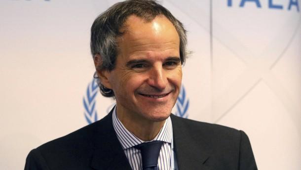 Rafael Grossi wird neuer IAEA-Chef