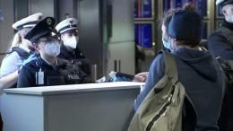 Strengere Regeln bei Einreise nach Deutschland