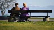 Wie sicher ist die Rente? Zumindest einige Träger von betrieblichen Renten werden derzeit verstärkt von der Finanzaufsicht überwacht.