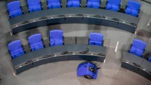 Wie groß wird der neue Bundestag?