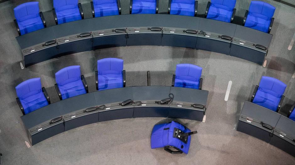 Viel zu schrauben: Wie viele Sitze hat der künftige Bundestag?