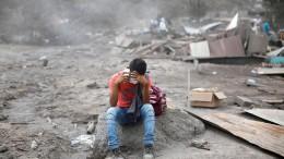 Verzweiflung in Guatemala