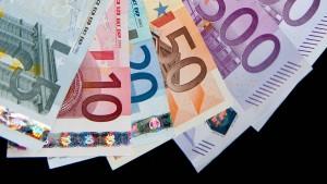 Inflationsrate auf höchstem Stand seit über einem Jahr