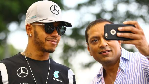 Mercedes und das Singapur-Geheimnis