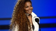 Die Musikerin Janet Jackson bei einer Preisverleihung.
