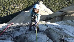 Zehn Jahre altes Mädchen erklimmt einen der schwersten Berge Amerikas