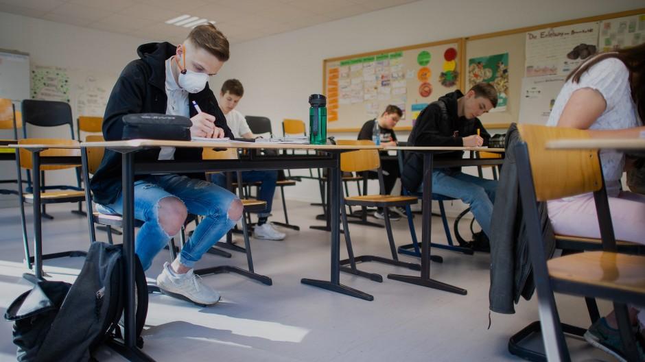 Schulbetrieb in NRW wieder aufgenommen