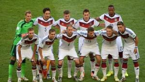 Argentinien ist Papst - aber Deutschland ist Weltmeister