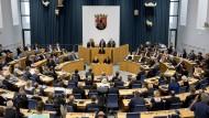 Mainzer Landtag ehrt Kohl