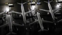 Boeing bringt Produktionsstopp ins Gespräch