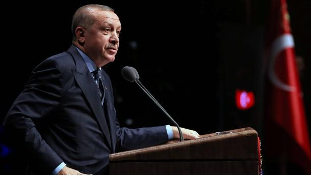 """Türkei will schon mehr als 2000 """"Terroristen"""" ausgeschaltet haben"""