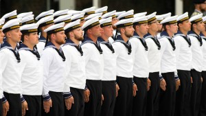 Zahl der minderjährigen Bundeswehrsoldaten steigt
