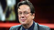 Jörg Kachelmann am Sonntagabend in der ARD: Je länger sich die Diskussion im Kreis drehte, desto stiller wurde er