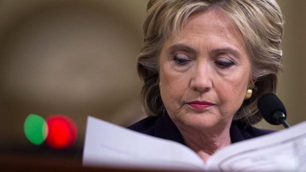 Hillarys Horror, Hillarys Hoffnung