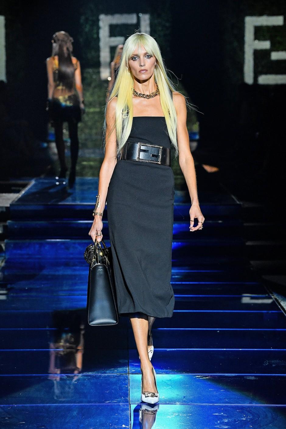 ... und Fendi wird von Versace produziert.