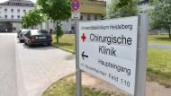Die Leitung des Universitätsklinikums Heidelberg räumte inzwischen Versäumnisse ein. (Archiv-Foto)