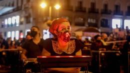 Mittlerweile 45 Stadtgebiete in Madrid von Lockdown betroffen