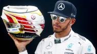 Der Maßstab im Mercedes: Lewis Hamilton stellte seine Gegner zuletzt in den Schatten – nun wollen sie kontern.