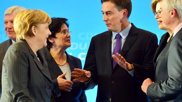 CDU verspricht politischsten Europawahlkampf aller Zeiten