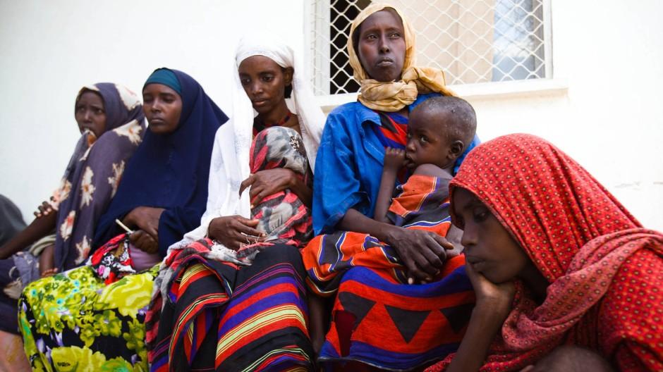 Beschnittene frauen somalia