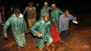 Mindestens 32 Tote bei Dammbruch in Kenia