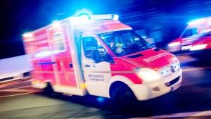 Zwei Schwerverletzte nach Video-Dreh in Bayern