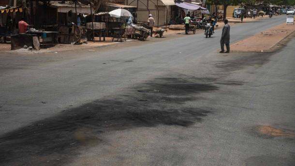 Sechs französische Touristen in Niger getötet