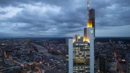 Finanzminister Scholz trifft wichtigen Commerzbank-Investor