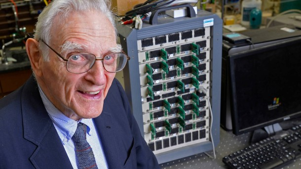 Gebürtiger Deutscher gewinnt Chemie-Nobelpreis