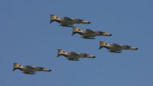 Iran: Fliegen keine Luftangriffe gegen IS-Miliz