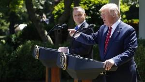 Mehr amerikanische Soldaten für Polen