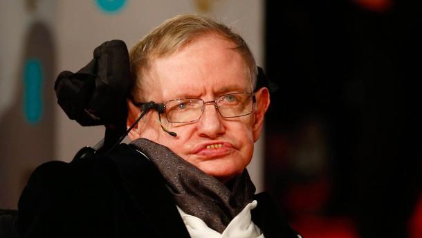 Stephen Hawking und der Tod