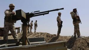 Amerikanischer Soldat im Kampf gegen IS getötet