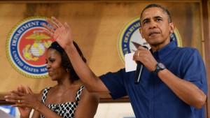Obama unterzeichnet umstrittenen Haushaltsplan
