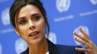 Victoria Beckham engagiert sich gegen HIV und Aids