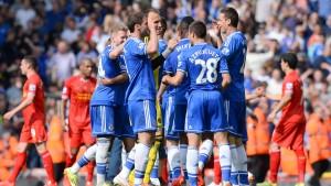 Chelsea gewinnt bei Tabellenführer Liverpool