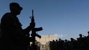 Amerika versetzt Truppen in Alarmbereitschaft