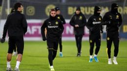 Dortmund muss auf Barcelona hoffen