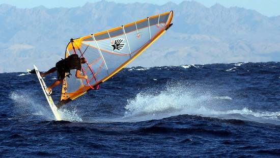 Die Faszination vom Fliegen auf dem Wasser