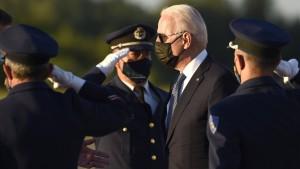 Bekenntnis der USA zur Allianz erwartet