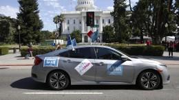 Kalifornien bringt Uber und Lyft in Gefahr
