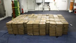 Eine Tonne Kokain in Mexiko sichergestellt