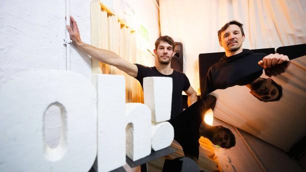 Techno-Duo interpretiert große Komponisten