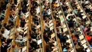 Alle wollen an die Uni - doch nur wenige haben sich schon Gedanken über das Studienfach gemacht